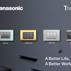 Panasonic Thea Anahtar Priz Çeşitleri
